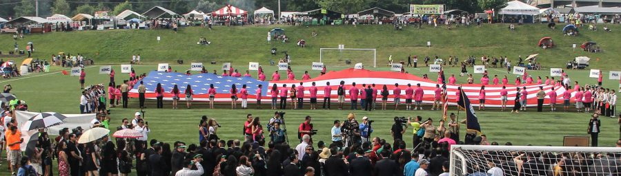 Hmong International Freedom Celebration, sponsored by First Financial Security