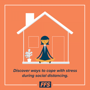 discover ways to cope with stress