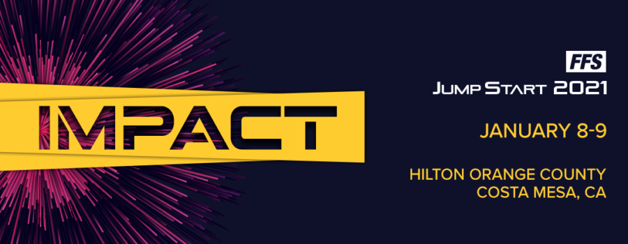 Make an Impact at JumpStart 2021 in Costa Mesa, California