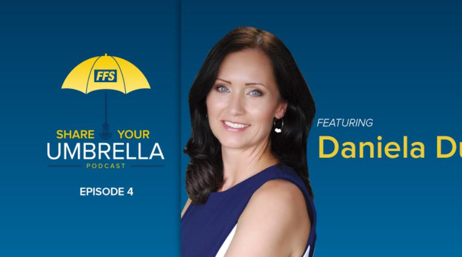 Share Your Umbrella Podcast: A Conversation with Daniela Dubach